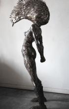 Femme oiseau. 2016.
